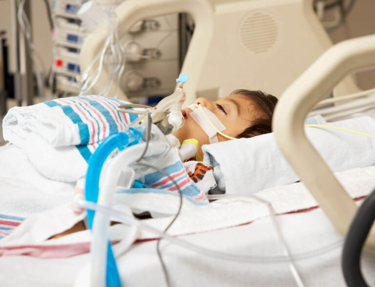 Pediatrics Intensive Care in Little Stars Children's Hospital in Panjagutta