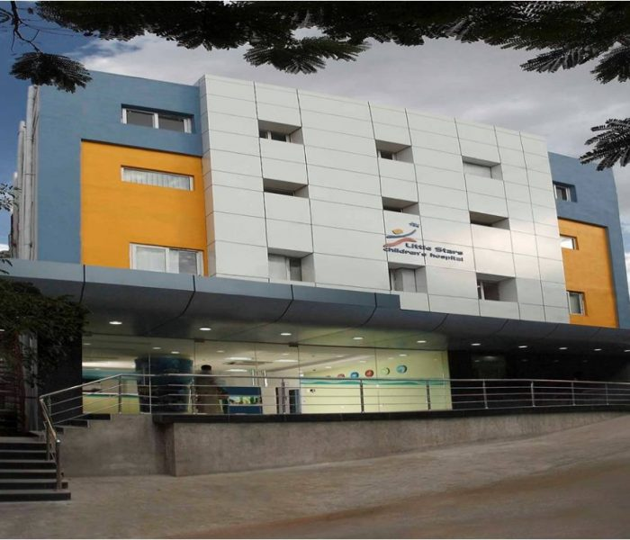 Little Stars Children's Hospital in Panjagutta Hyderabad